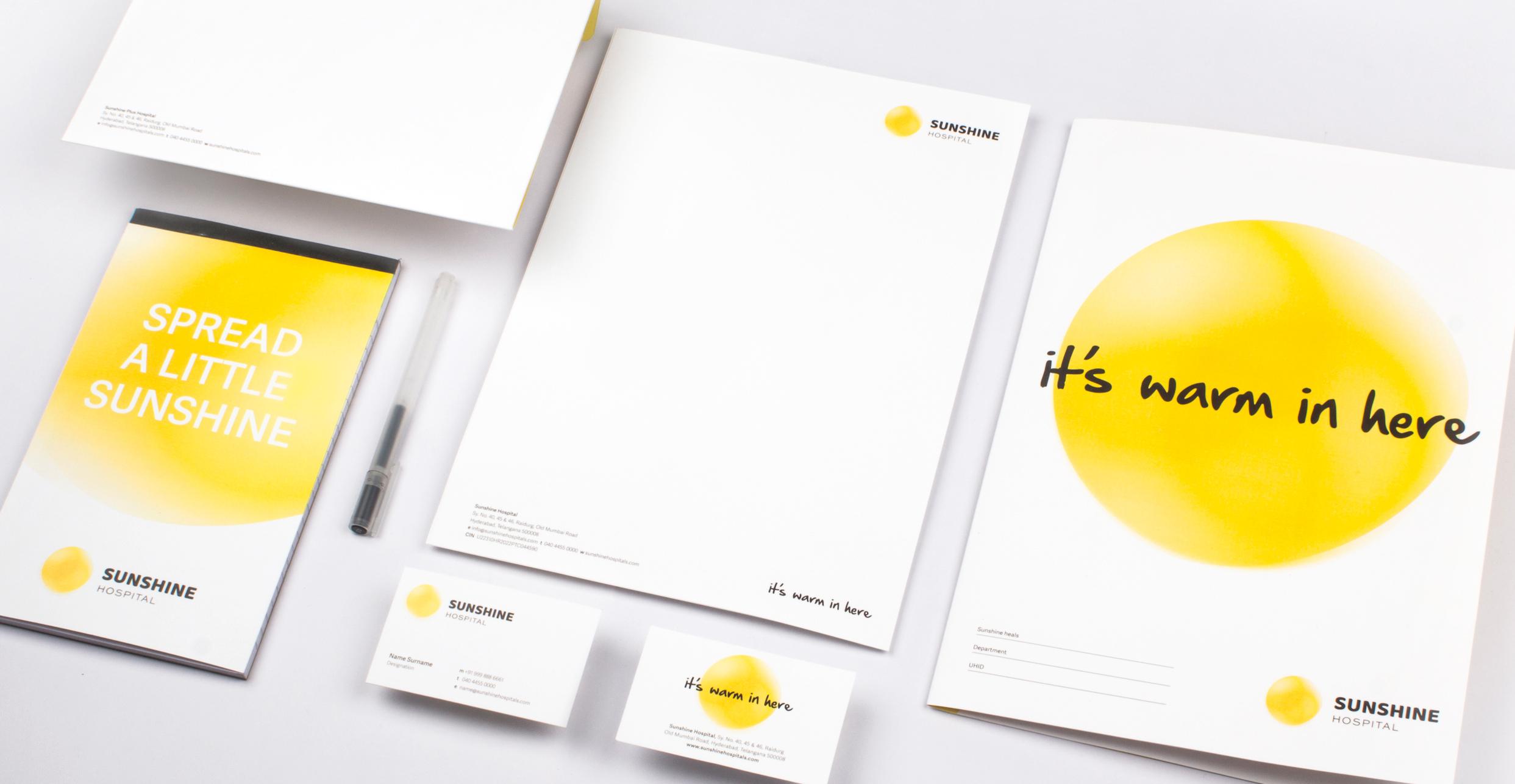 Sunshine_brand_stationery