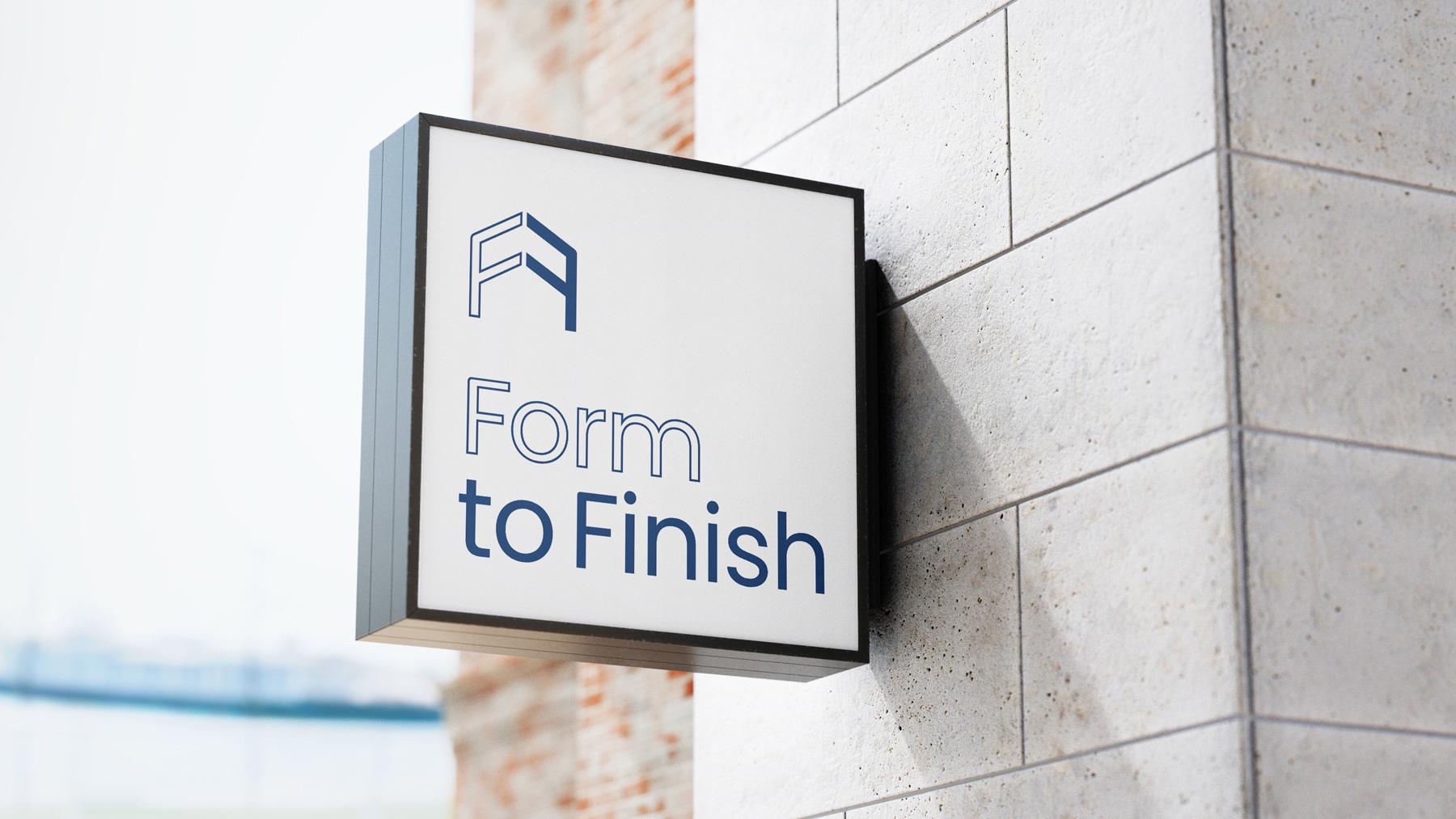 FormToFinish_Signage